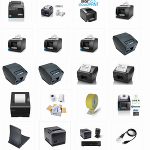STAR TSP654II Thermal Receipt Printer Autocutter Ethernet Black